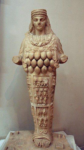 Art artemis domination female museum
