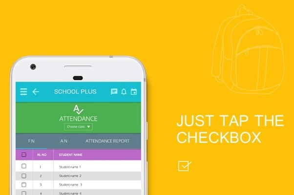 Is there any school management software and personalised