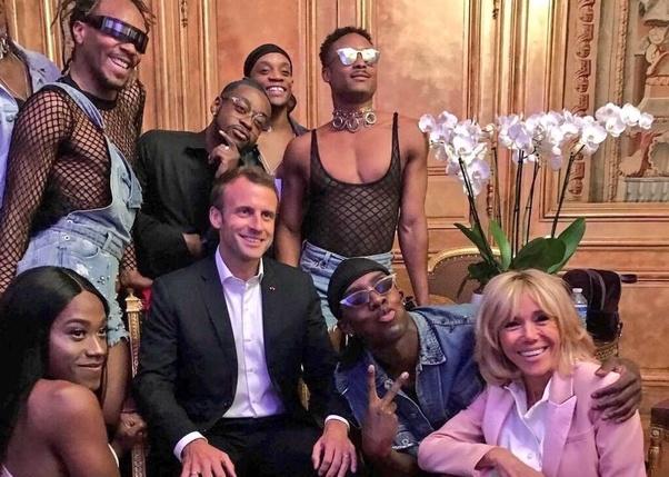 Is Macron Gay Quora
