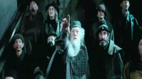 Can wizards and witches in harry potter use magic without for Most powerful wand in harry potter