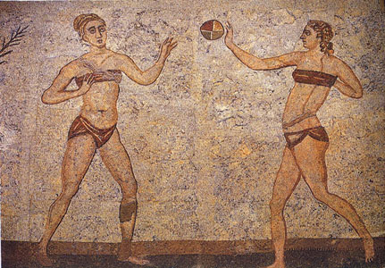 Sex slavery women in ancient rome