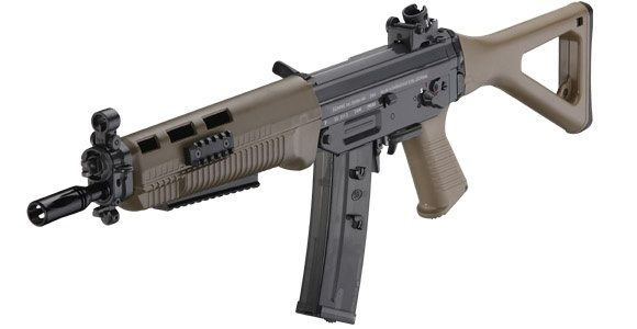 Will drdos excaliber rifle be the one of best rifles of the world the sig 551 altavistaventures Images