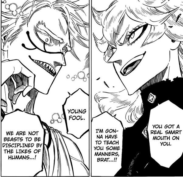 In Black Clover Which Magic Stage Is Mereoleona Vermillion Quora