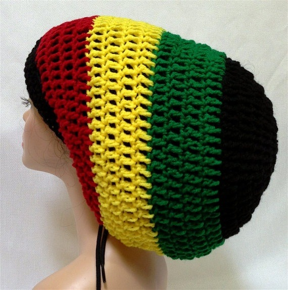 How To Create A Pattern For A Bob Marley Crochet Hat Quora