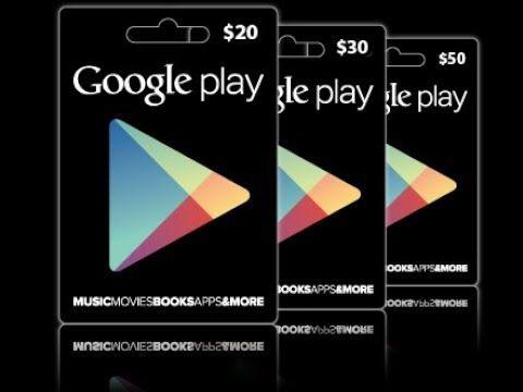 Cómo Obtengo Una Tarjeta Google Play Gratis Quora