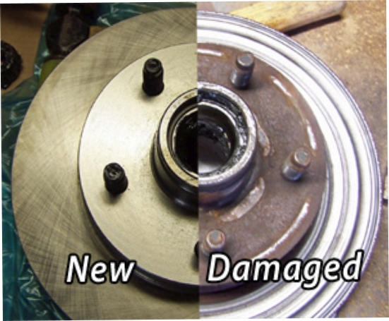 Rotor Resurfacing Near Me >> How Much For A Brake Pad And Rotor Replacement Quora