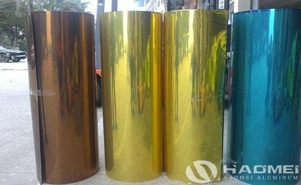 What is a colored mirror polished aluminium sheet? - Quora