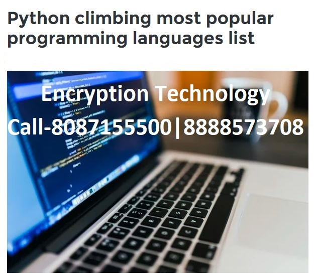 Which are the best institutes for Python training in Kothrud, Pune