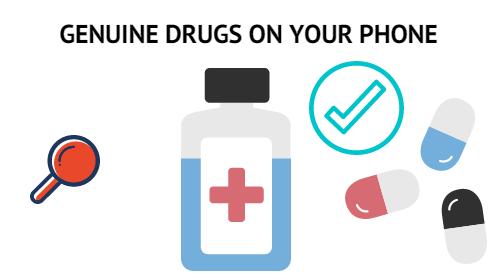 Cómo verificar la autenticidad de los medicamentos que compré en línea