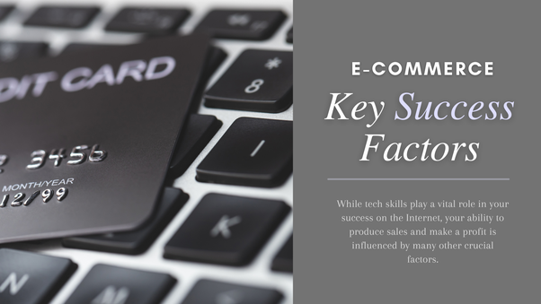 10 Success Factors for E-Commerce