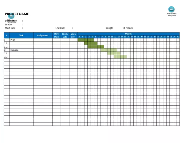 What open source or free tool makes beautiful gantt charts quora this is a good example of a gantt chart that you can copy ccuart Choice Image