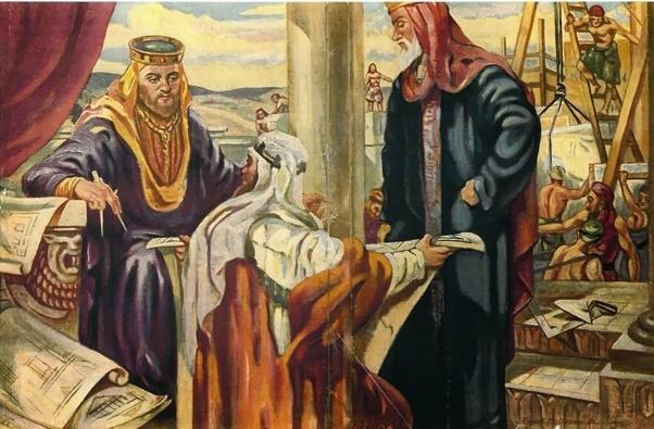 Who was Melchizedek? - Quora