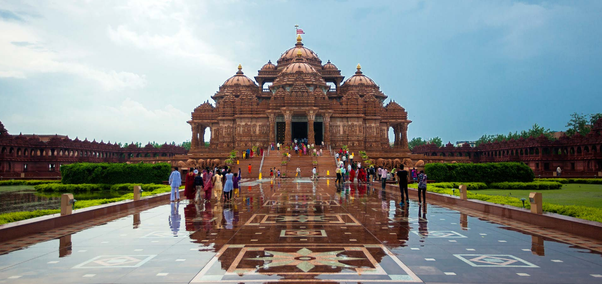 What is the best time of the day to visit the akshardham temple in what is the best time of the day to visit the akshardham temple in delhi quora thecheapjerseys Gallery