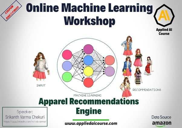How to learn machine learning from zero level quora use coupon aaicquora100 to get the free access to it please submit the solution to the assignment at teamappliedaicourse fandeluxe Images
