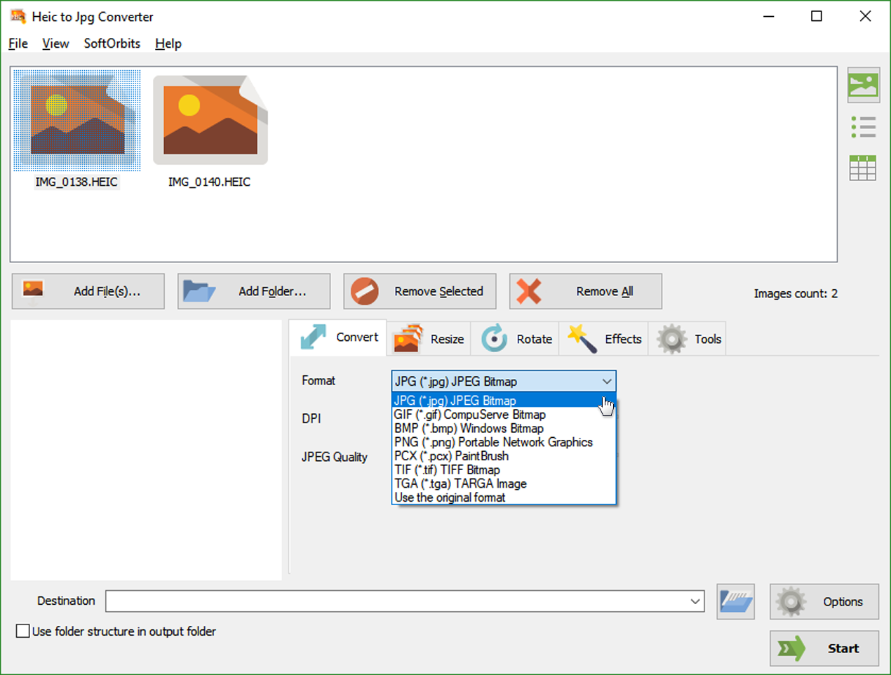 How to convert  HEIC files to  JPG format - Quora