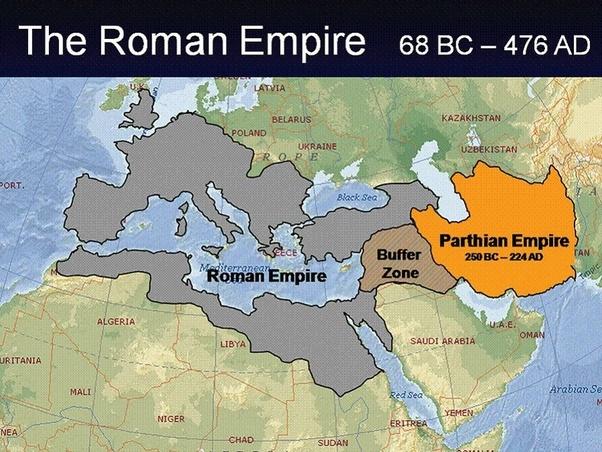 Why didn't the Roman Empire conquer Persia? - Quora