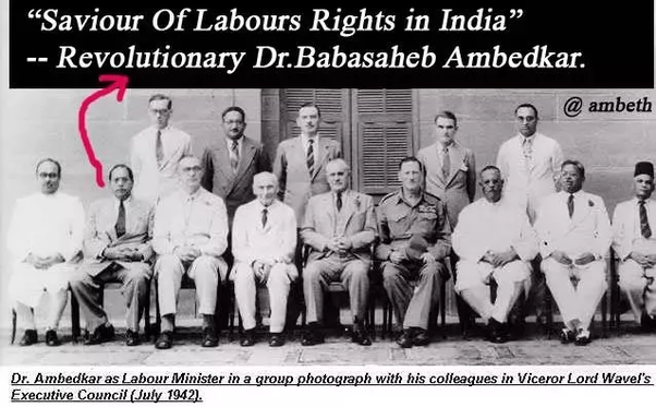 How is Dr Ambedkar relevant to May Day? - Quora