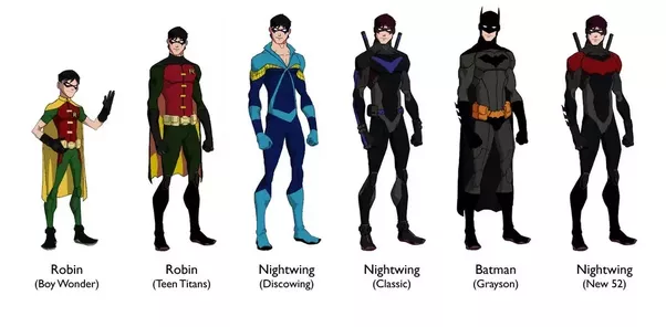 Youre Put In Charge Of Dcs Nightwing Comics How Would You Write
