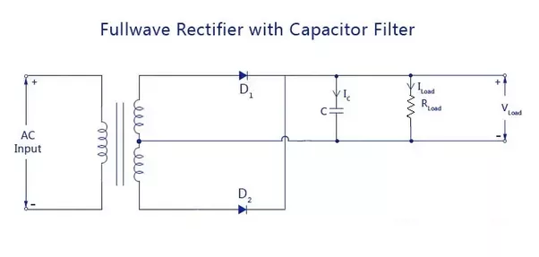 what is a shunt capacitor filter quora rh quora com Relay Wiring Diagram Switch Wiring Diagram