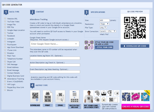 Besides URLs, how are people using QR codes? - Quora