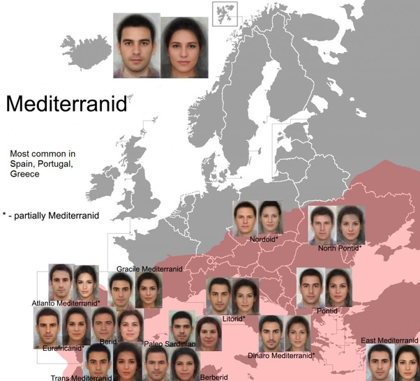 Are Mediterranean people white? - Quora