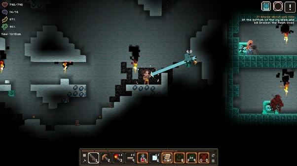 What games have rare drops? I enjoy games like Terraria