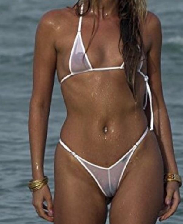 bikini bottoms daring Most