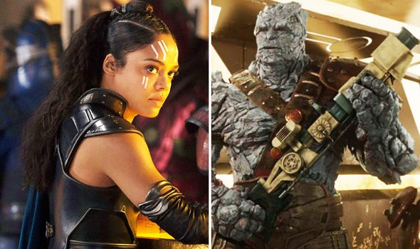 Image result for valkyrie and korg