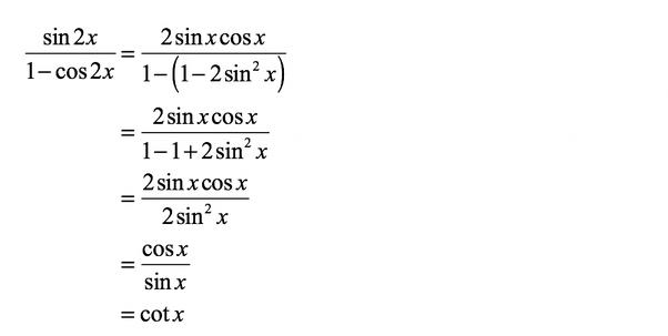 Cos 2 X Sin 2 X 1 - Cosas Calientes