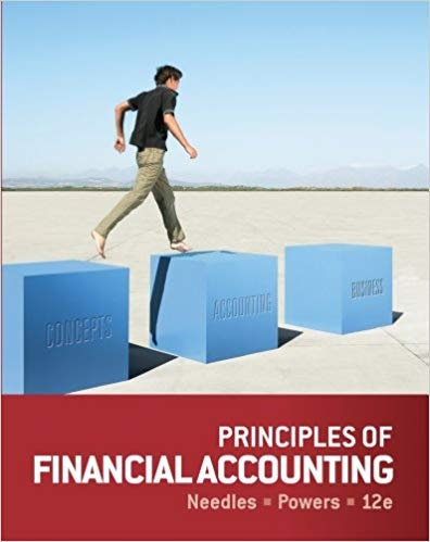where can i find principles of financial accounting 12th edition