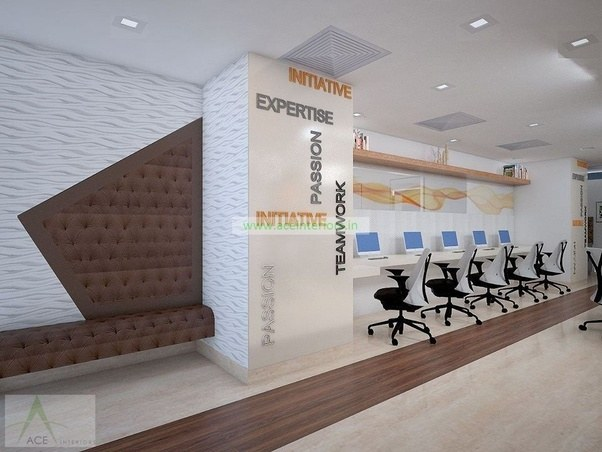 What are the interior designing firms for offices in Banglore Quora