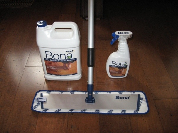 What Is The Best Cleaning Product To Use For Mopping Wood Floors