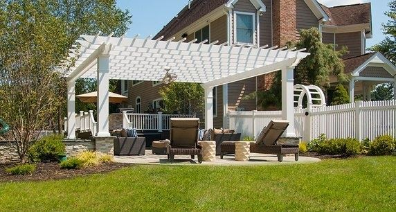 An arbor is typically a smaller structure that is used at an entryway into  a space in conjunction with a fence. The style seen most often are arched  like in ... - What Is The Difference Between Pergola And Arbor And How Are They