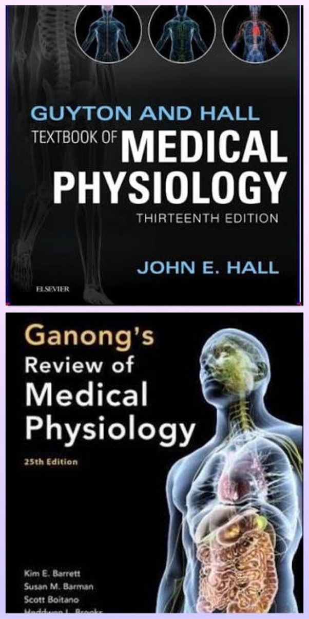 What is the best option for an MBBS 1st-year in physiology, Ganong ...