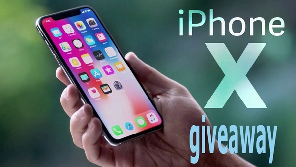 Giveaways 2018 iphone reviews