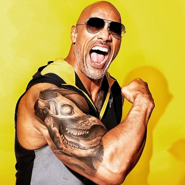 Horrible Person Emerson Damasceno Tattooed His Bull: Are Dwayne Johnson And The Rock The Same Person?