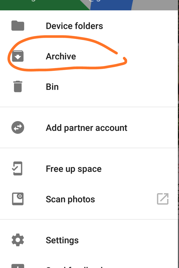 How to find a hidden photo on Google Photos - Quora