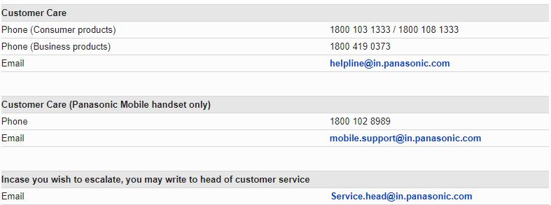 Panasonic Phone Number >> What Is The Panasonic Printer Support Phone Number Quora
