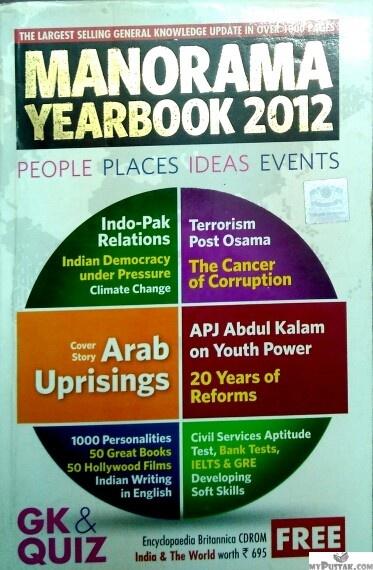 Manorama Year Book Pdf