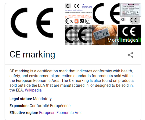 What Is Ce >> What Is The Meaning Of Ce On Back Side Of Electric Goods Quora