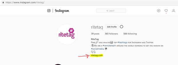 how to add links on instagram bio