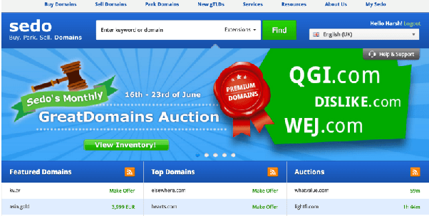Buy A Website >> Which Is The Best Website To Buy And Sell Domain Names For