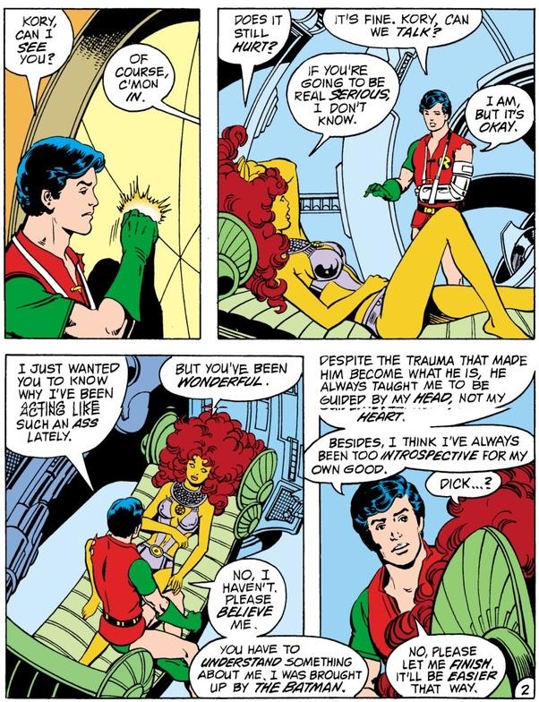 teen Titans Starfire et Robin sexe chaud mature butin pics