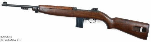 Could the M2 Carbine be considered as America's first