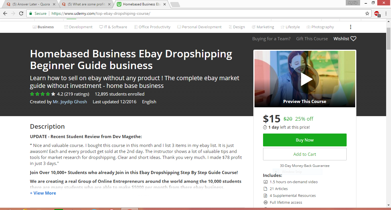 5de1e6362 What are some profitable items to dropship on eBay