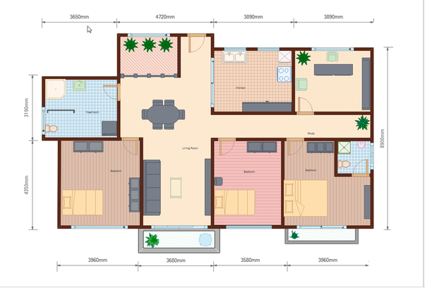 What is the best free software to make accurate - Best free floor plan software ...