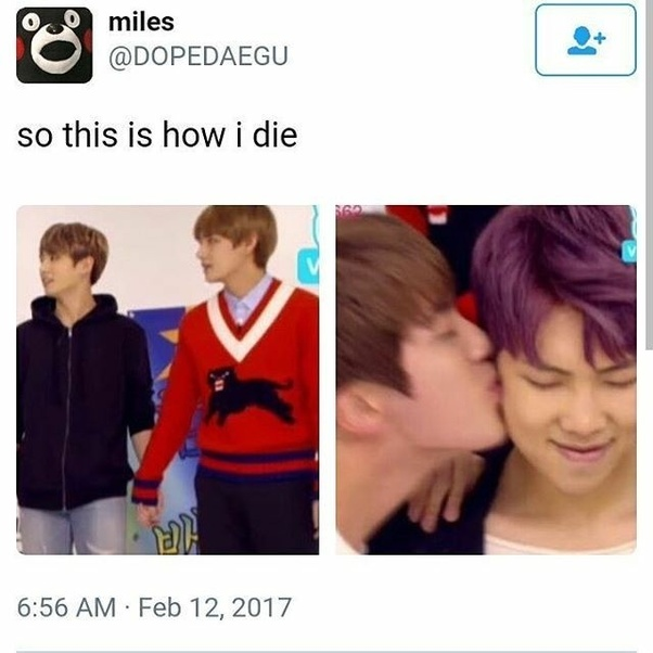 Which are the most popular BTS ships? - Quora