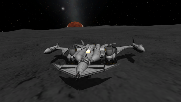 What is the most impressive thing you have built in Kerbal Space