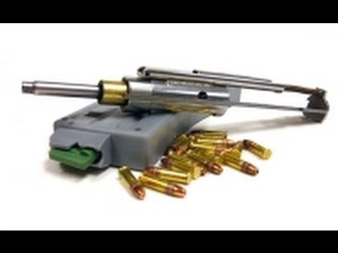 Can I convert an airsoft gun to a real gun using a 22 conversion kit