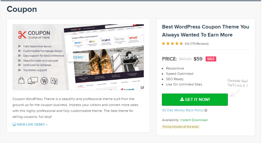 i am looking for some of the best wordpress coupon themes what are